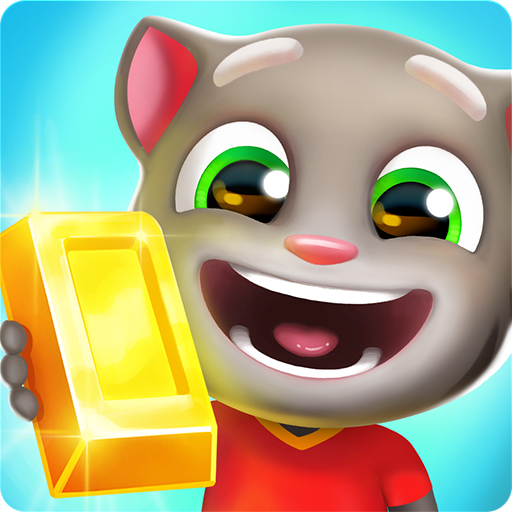 Talking Tom Gold Run (Android Spiele-apps)