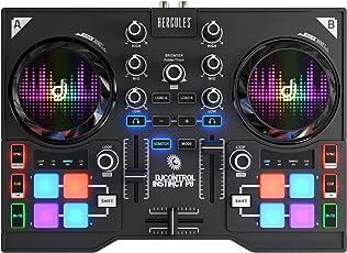 Hercules DJControl Instinct P8 Sistema Audio per Dj