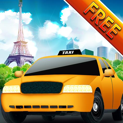 Chauffeur! der verrückte französisch paris Taxis Flughafen Reise - kostenlos -
