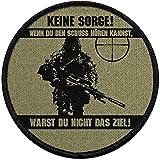 Copytec Duitse Scharfschutz Patch Sniper Schot Bundeswehr BW #26899