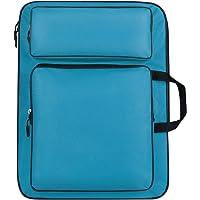 A3 Sac de Dessin 8K Sac de Transport Étanche Art Portfolio Case Portable Sacoche de Peinture Artiste Imperméable Sac à…