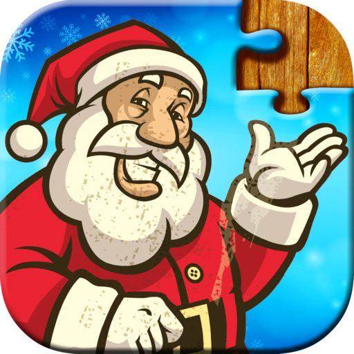 Christmas Puzzles for Kids - Free Trial Edition - Fun and Educational Jigsaw Puzzle Game for Kids and Preschool Toddlers, Boys and Girls 2, 3, 4, or 5 Years Old