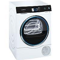 Siemens WT47X940EU sèche-linge Autonome Charge avant Noir, Blanc 9 kg A+++ - Sèche-linge (Autonome, Charge avant…