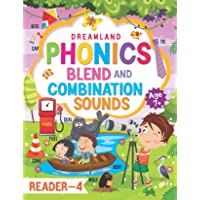 Phonics Reader - 4 (Blends and Combination Sounds) Age 7+