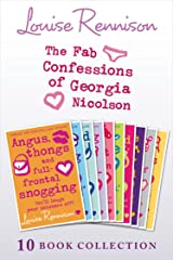 The Complete Fab Confessions of Georgia Nicolson: Books 1-10 (The Fab Confessions of Georgia Nicolson) Kindle Edition
