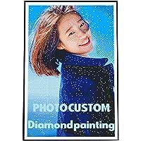 Personnalisé 5D DIY Diamant Peinture Photo Diamant Peinture, Diamonds Painting Arts Craft pour Le Décor de Mur à la…