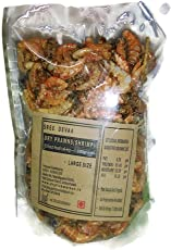 Sree Devaa - Dry Prawns-Dry Shrimps Large Size-Head ,Tail ,Appendages Removed- (100grams)