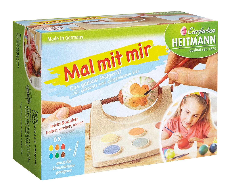 Heitmann Eierfarben 60067 - Eier - Malmaschine, inklusive ...