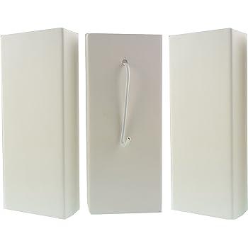 3er set luftbefeuchter keramik verdunster verdampfer f r. Black Bedroom Furniture Sets. Home Design Ideas