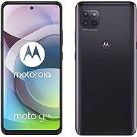 "MOTOROLA moto g 5G (6,7""-Display, 48-MP-Kamera, 4/64 GB, 5000 mAh, Dual-SIM, Android 10) Schwarz, inkl. Schutzcover…"