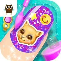Dora's Nail Salon - A Zooville Game