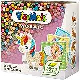 PlayMais Mosaic Dream Unicorn Kit de loisirs créatifs pour fille et garçon à partir de 3 ans   2300 pièces et 6 modèles de mo