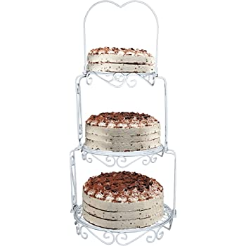 roses on wedding cake images wilton 307 841 graceful tiers cake stand kuchenst 228 nder 19305