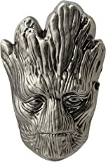 Marvel The Groot Head Pewter Lapel Pin Action Figure