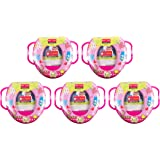 Ole Baby Soft Half Cushion Universe Earth Potty Trainer Seat Assorted Pack of 5