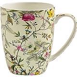 Maxwell & Williams Kilburn koffiemok, porselein, meerkleurig, 12 x 8,5 x 10