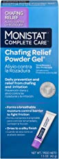 Monistat Soothing Care Chafing Relief Powder Gel 1.5 Oz (Pack of 4)