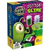 Liscianigiochi 73023 - Crazy Science Dottor Slime Ass, Multicolore, Display 18 Pezzi, 19x26x5