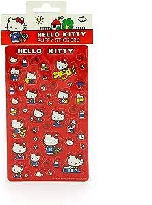 Hello Kitty Vintage Puffy Aufkleber Bürobedarf Schreibwaren
