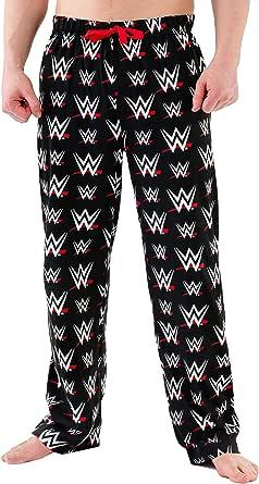 WWE Mens World Wrestling Entertainment Lounge Pants