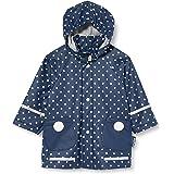 Playshoes Regen-Mantel Punkte Abrigo Impermeable para Niñas