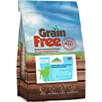 Goodness Weight Control - Trout with Salmon, Sweet Potato & Asparagus Grain Free Dog Food for Overweight & Obese Dogs (2 Kg)