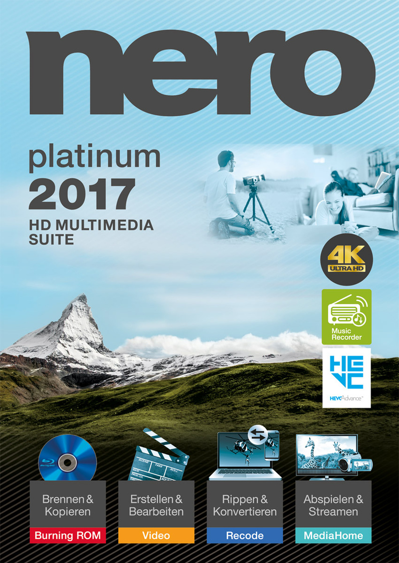 Nero 2017 Platinum [Download]