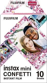 Fujifilm 16620917 Instax Mini Confetti Film - 10 Exposures