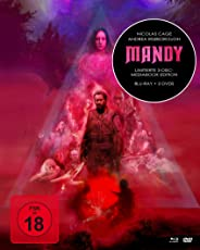 Mandy - Mediabook  (+ 2 DVDs) [Blu-ray]