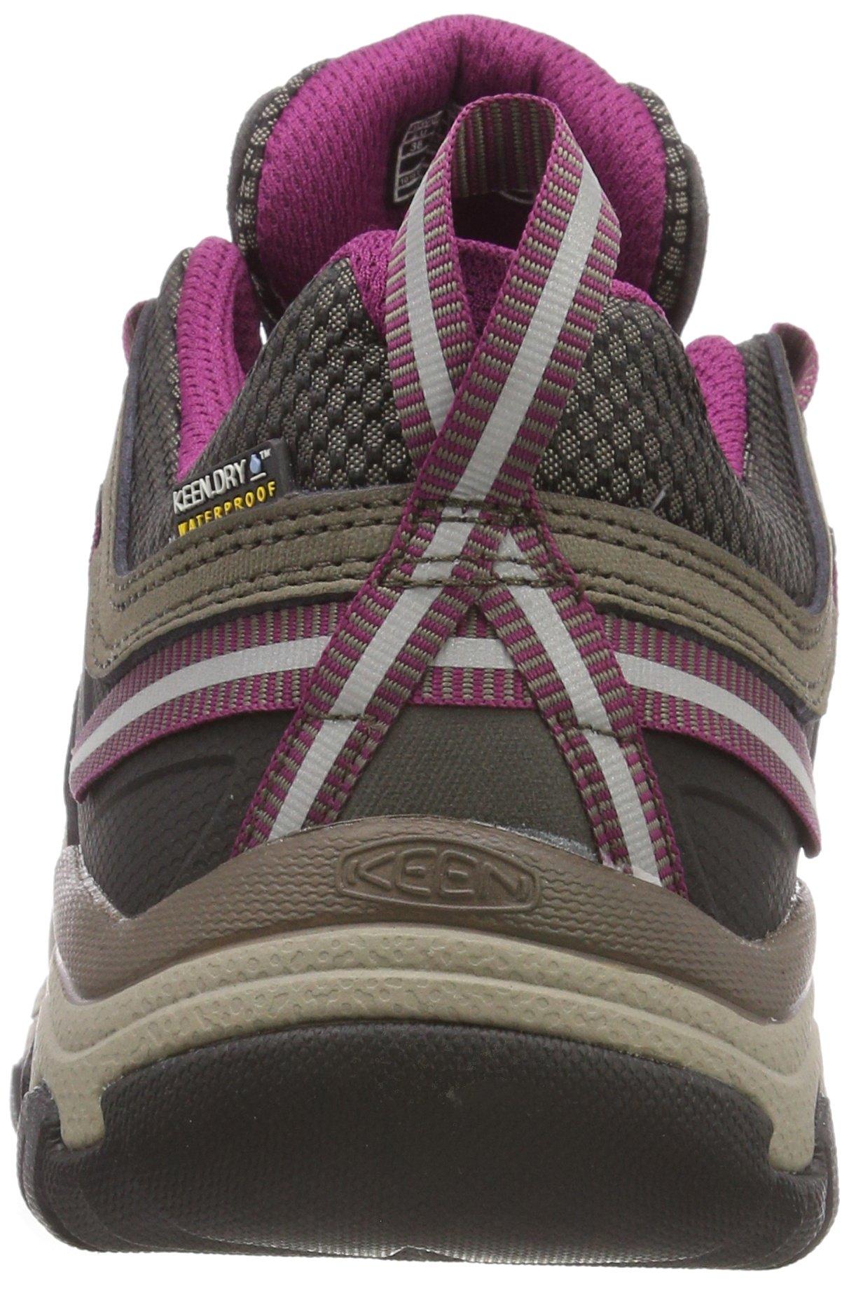 KEEN Women's Targhee Iii Wp Low Rise Hiking Shoes 2