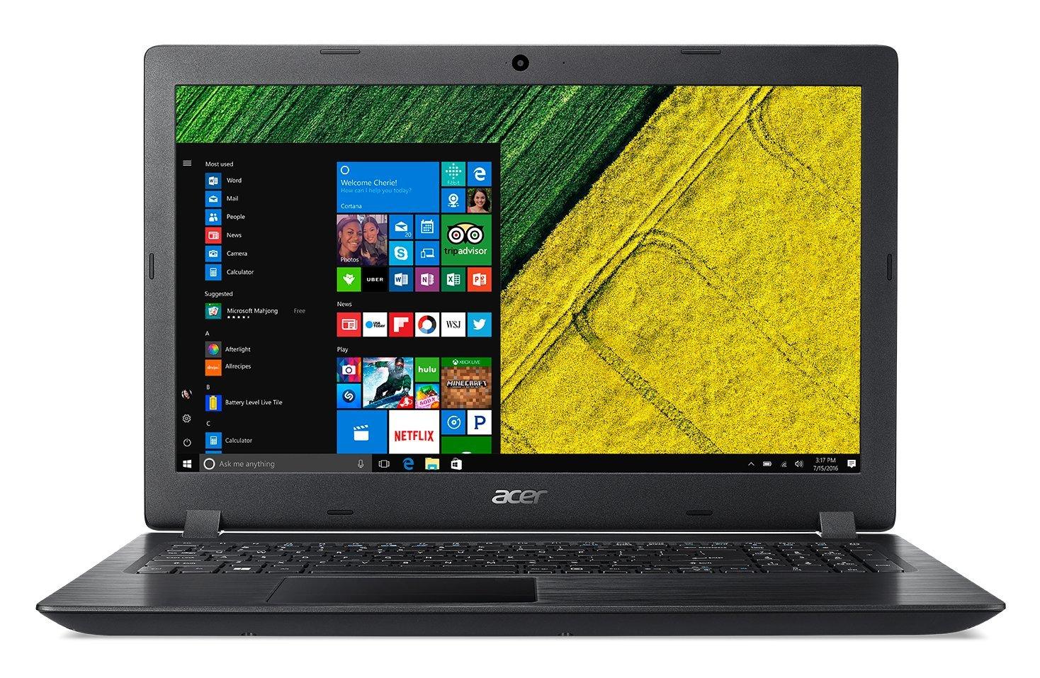 Acer Aspire 3 – Ordenador portátil de 15.6″ HD