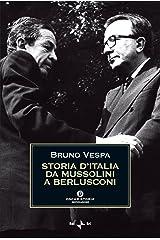 Storia d'Italia da Mussolini a Berlusconi (Oscar storia Vol. 441) Formato Kindle