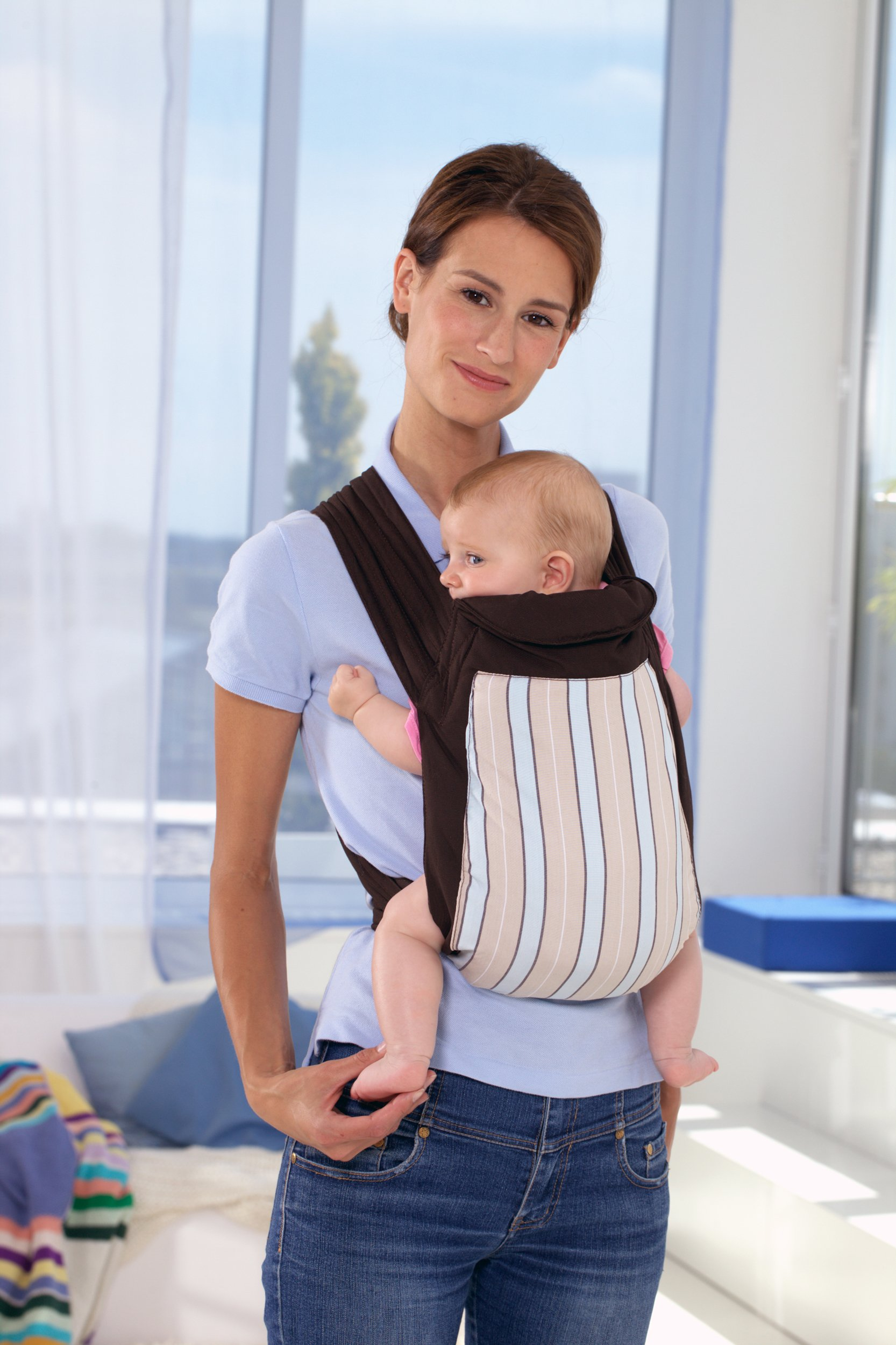 Amazonas Mei Tai Asian Traditional Baby Carrier  Available in 2 designs Carrier can be reversed Easy to put on 8