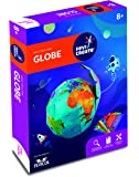 Pidilite Fevicreate Educational Games, Make Your Own Globe (Earth) DIY Craft Kit for Kids, Fun & Learning Activities for…