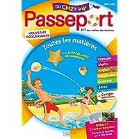 Passeport - Du CM2 à la 6e (10-11 ans) - Cahier de vacances 2021