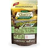 Stuzzy, Monoprotein Grain & Gluten Free, Cibo Umido per Cani Adulti con Tacchino e Zucchine, Preparato in Patè - Totale 1,8Kg