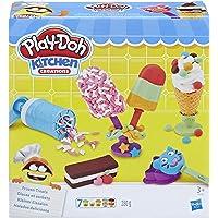 Play-Doh E0042 Loisirs Créatifs Les Glaces