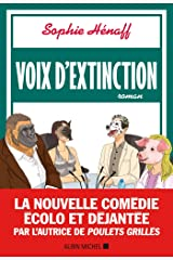 Voix d'extinction Format Kindle