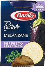 Barilla Pestato Melanzane, Perfetto per la Pasta - 175 gr
