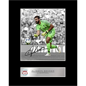 Naby Keita Signed Mounted Photo Display Liverpool FC Autographed Gift Picture Print
