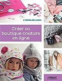 Créer sa boutique couture en ligne: L'étoile de coton