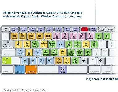 XSKN Magic clavier Ableton Live raccourci clavier Coque