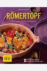 Römertopf: Zart und saftig schmoren (GU KüchenRatgeber) Taschenbuch