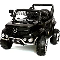 SHAKYA WORLD V8 Biturbo 12V Battery Operated Car Jeep for 1 to 7 Years Kids/Children/Toddlers/Boys/Girls with Mobile…