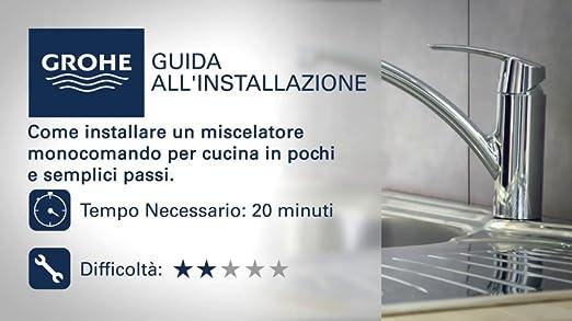 Rubinetti Da Cucina Prezzi. Great Miscelatori Cucina Grohe ...