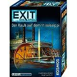 Kosmos EXIT - Der Raub auf dem Mississippi: 1 - 4 Spelare (på Tyska)