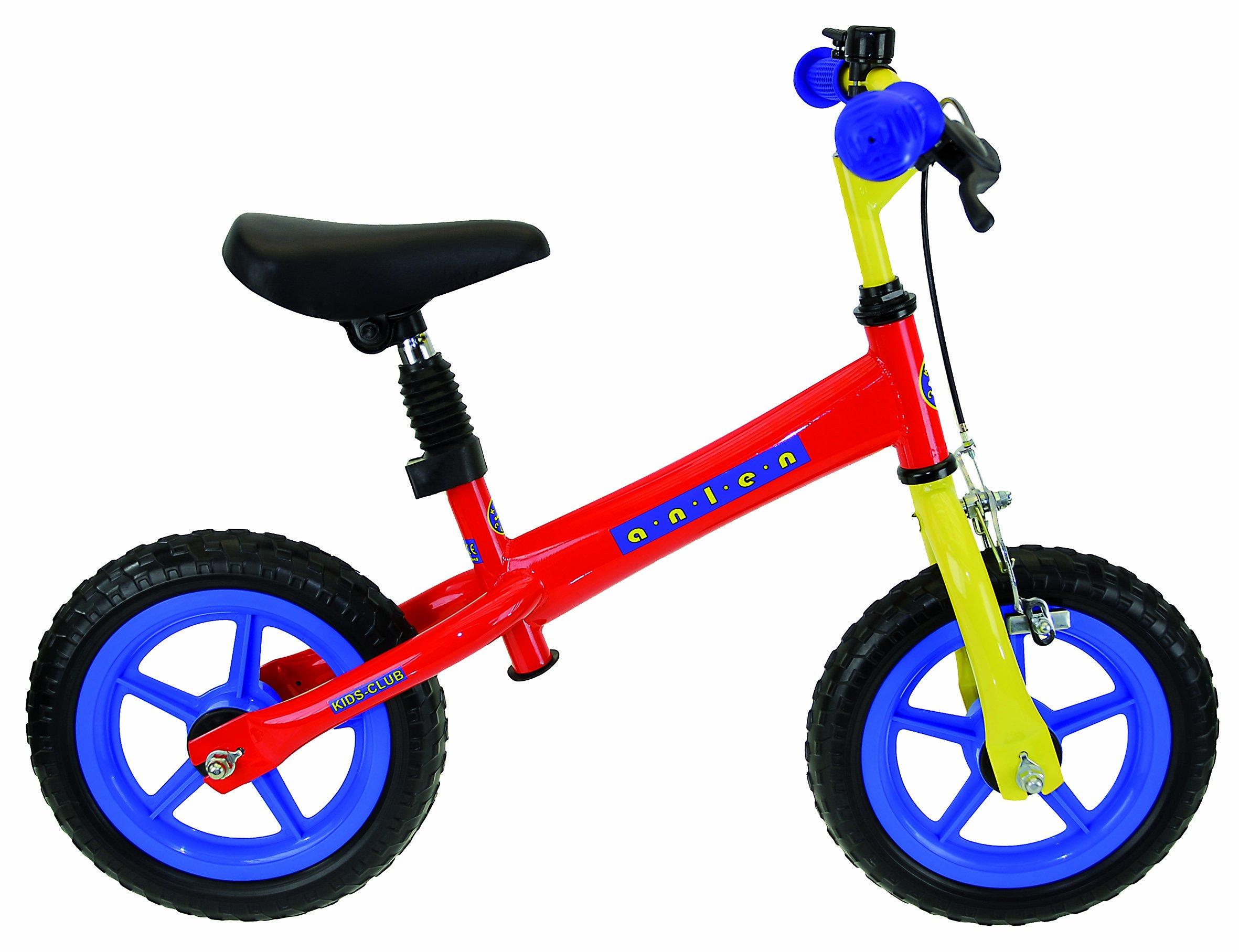 sonstige, Bicicletta da corsa bambiini, Multicolore (red/blue/yellow), 12