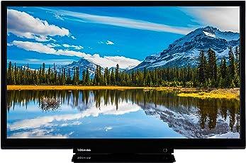 Toshiba 28W2863DA 71 cm (28 Zoll) Fernseher (HD-Ready, Triple Tuner, Smart TV)