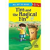 All set to Read- A Phonic Reader- Tim and the Magical Bin- Readers for kids