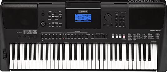 Yamaha PSR E453 61-Key Portable Keyboard